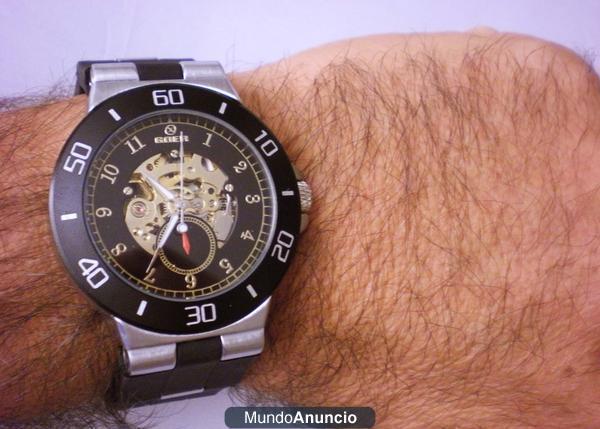 Reloj original GOER *MILANO EMPORIO TURBILLON* Aut
