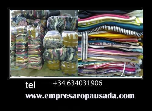 ropa usada segundamano telefono españa empresa mayoristas tel 634031906