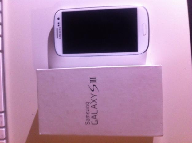 Samsung galaxy s3 blanco de yoigo