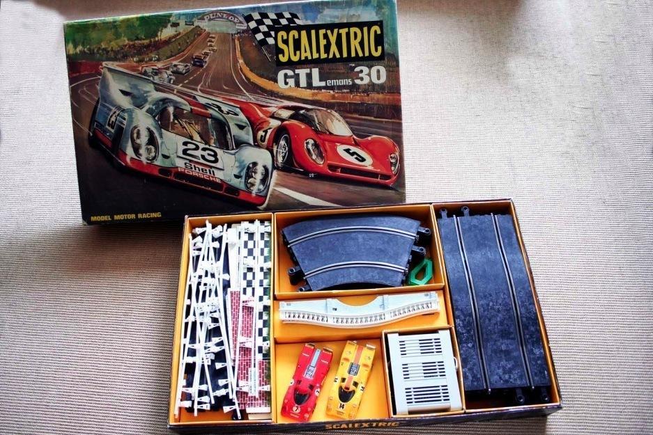 Scalextric vintage exin gtl-30 de 1975