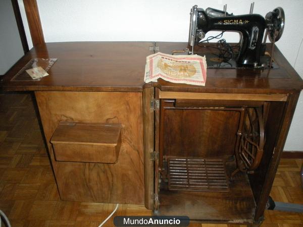 Se vende maquina de coser Sigma de 1950