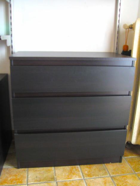 se venden dos cómodas de IKEA! PRECIO NEGOCIABLE!!