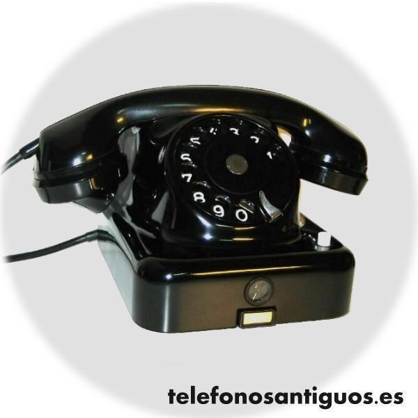 TELEFONO ANTIGUO AUSTRIACO DE SOBREMESA
