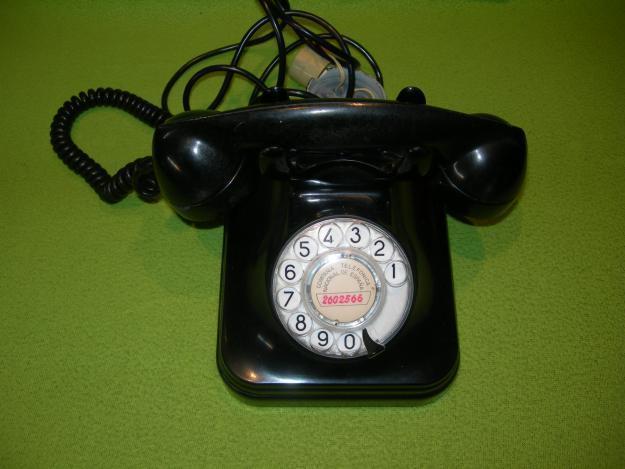 Teléfono de rueda