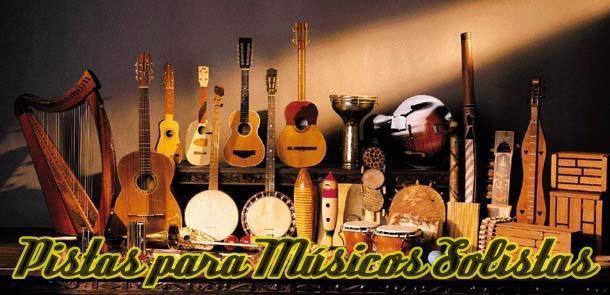 ¿Tocas Un Instrumento y Necesitas Pistas Musicales?