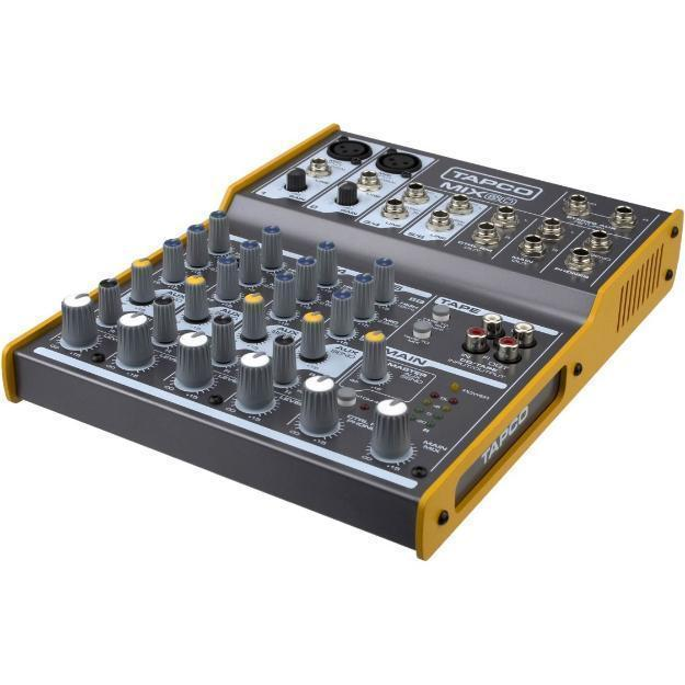 Mesa de mezclas - tapco mix 60