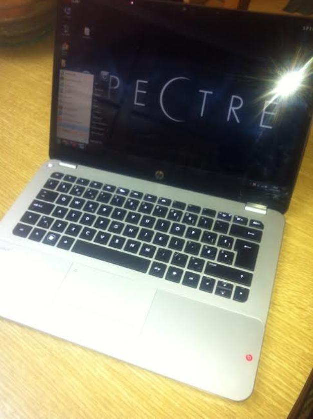 Portaltil ultrabook HP Envy 14-3100 Spectre