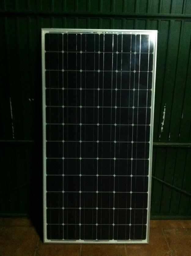 Placa solar, módulo fotovoltaico