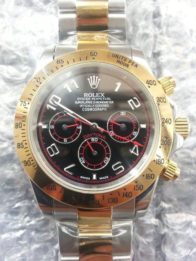 Reloj nuevo automatico daytona rolex