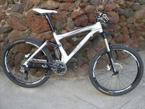 Bicicleta Scott Genius60 2011 TALLA M