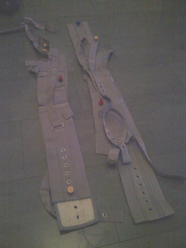 cinturon de sujección y de seguridad para enfermos en granada