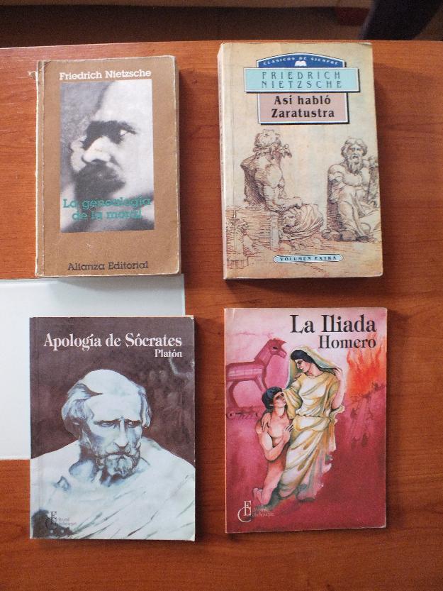 Lote de libros interesantes