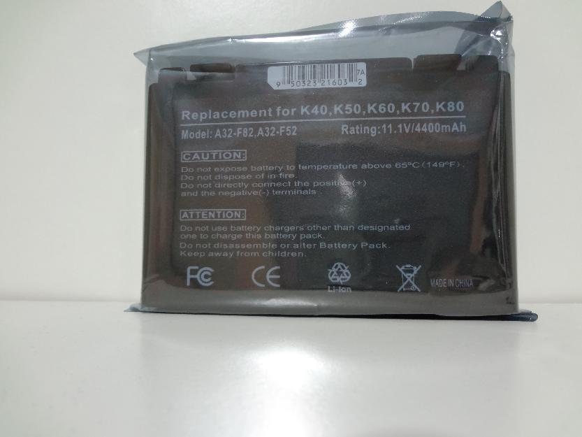 Bateria para portatil Asus