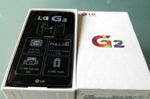 Móvil lg g2