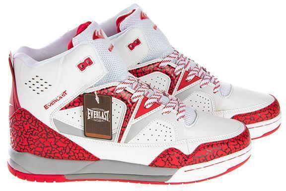Zapatillas de baloncesto everlast talla 44