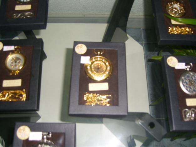 70 relojes de bolsillo COLECCIÓN DE RELOJES BOLSILLO