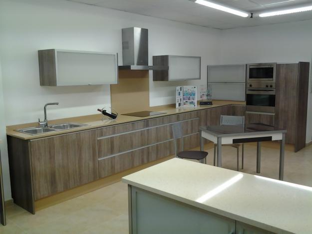Liquidacion de muebles de cocina